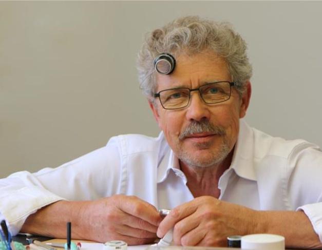 """Portrait de Jean-Marc Wiederrecht, lauréat 2017 du Prix Gaïa """"Artisanat et Création"""""""