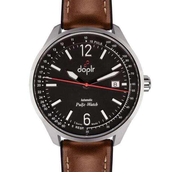 Côté coeur : Doplr, une montre créée par et pour des docteurs