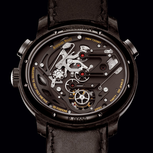 Millenary Carbon One : calibre 2884