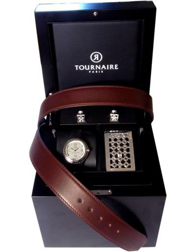 Philippe Tournaire : 25 TimexBox en série limitée pour le lancement de la montre « Expression »