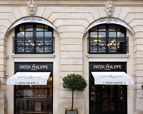 10, place Vendôme : Patek Philippe fait peau neuve à Paris