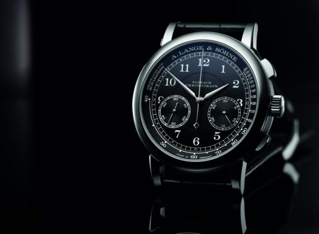 1815 Chronographe pulsomètre : la doctor's watch selon Lange