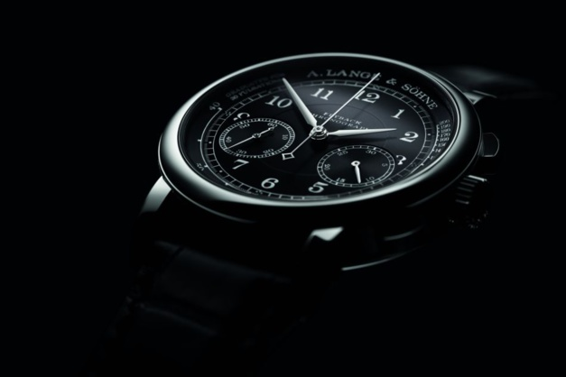 1815 Chronographe pulsomètre : la doctor's watch selon Lange