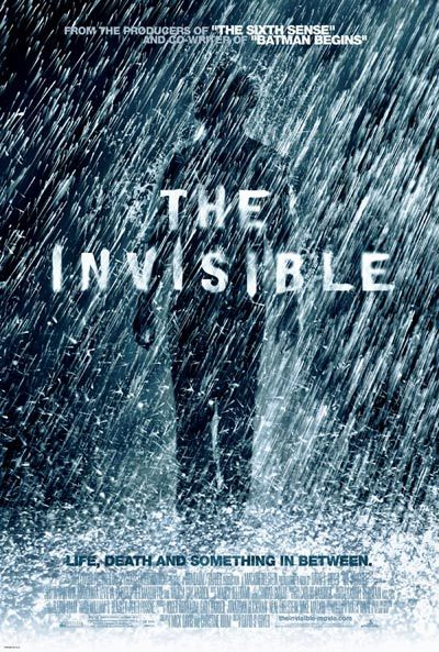 Invisible, DR