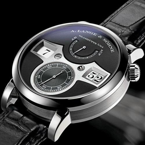 Grand Prix d'horlogerie de Genève 2009 : la Lange Zeitwerk remporte l'Aiguille d'Or