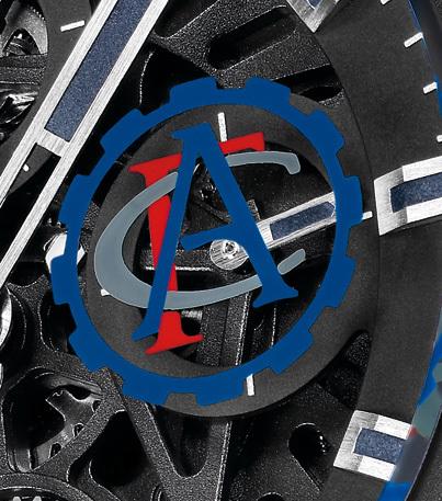 Une Aero Bang Hublot « Automobile Club de France » pour soutenir la Fondation ICM