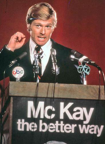 Votez McKay, DR