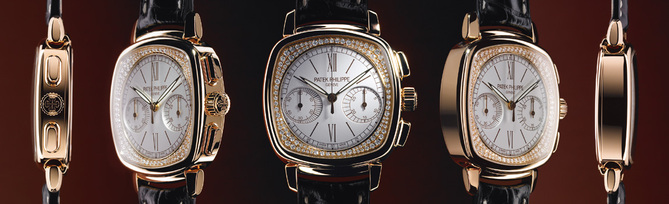 Patek Philippe « Ladies First Chronograph » : honneur aux dames !
