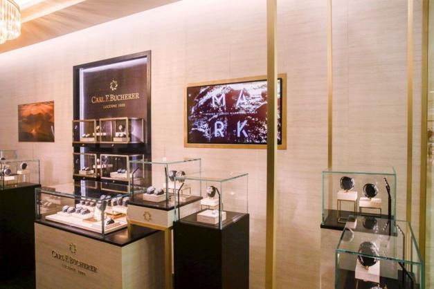 Carl F. Bucherer ouvre une boutique à Moscou