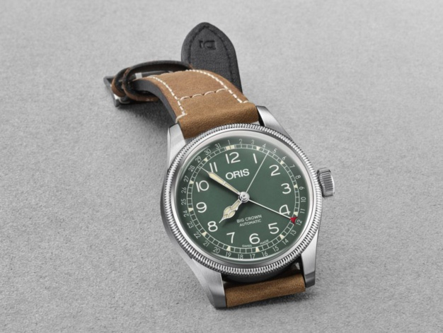 Oris Big Crown HB-RAG Limited Edition : 1931 exemplaires