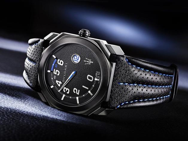 Bulgari Octo Maserati : retour à l'esprit Gerald Genta