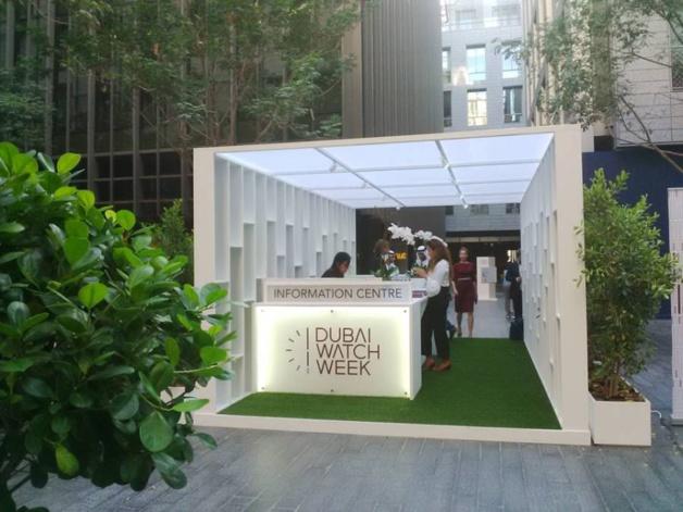 Dubai Watch Week : la troisième édition se rapproche