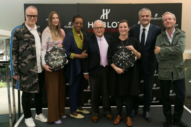 Carolien Niebling remporte le Hublot Design Prize 2017