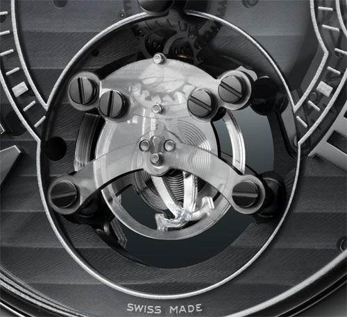 ID-One : un concept watch de chez Cartier qui ne nécessite aucun réglage…