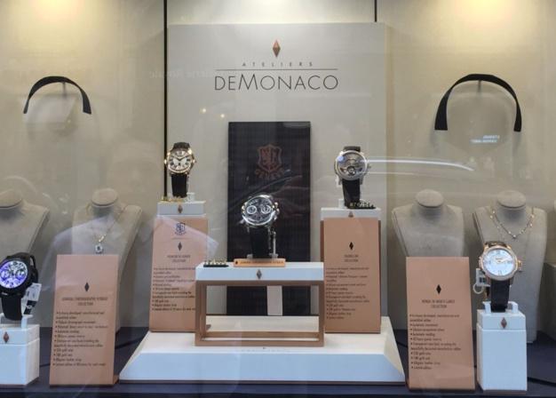 Atelier DeMonaco arrive chez Emile Léon à Paris