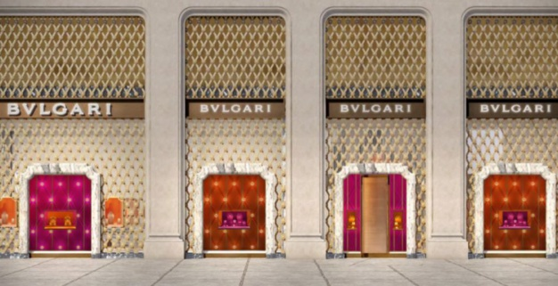 Bulgari fait renaitre son flagship de New York