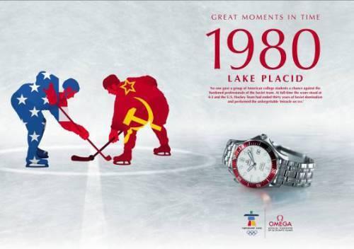 Omega commémore quelques magnifiques moments de l'histoire olympique