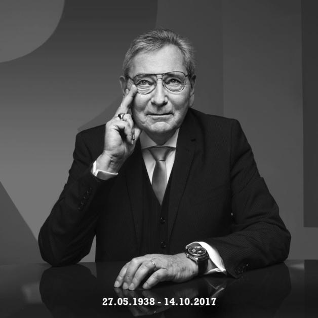 Roger Dubuis meurt à l'âge de 80 ans