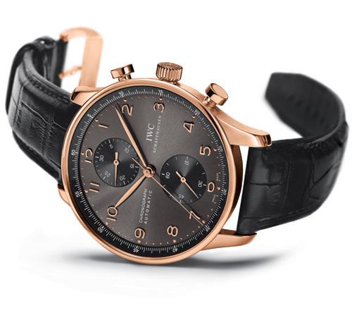 IWC présente deux nouvelles montres dans la famille des « Portugaise »