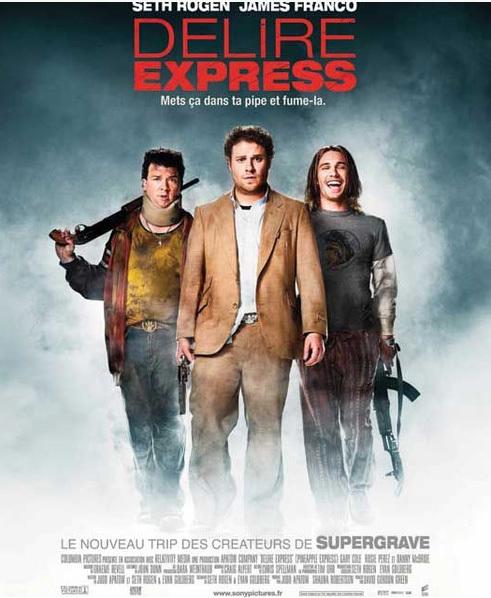 Délire Express, DR