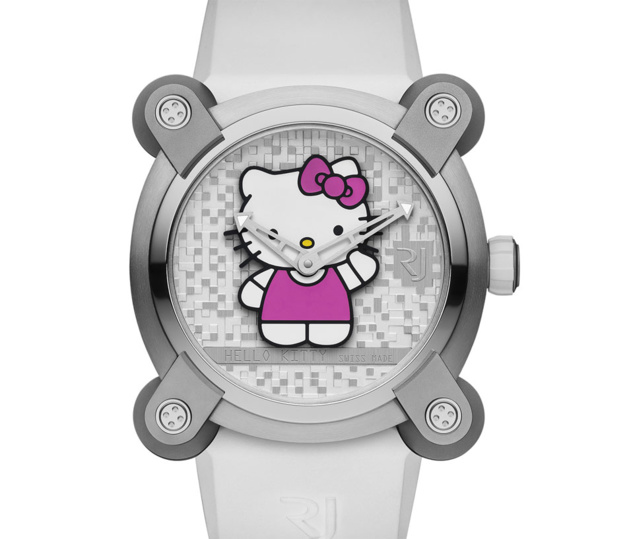 RJ Romain Jerome Hello Kitty