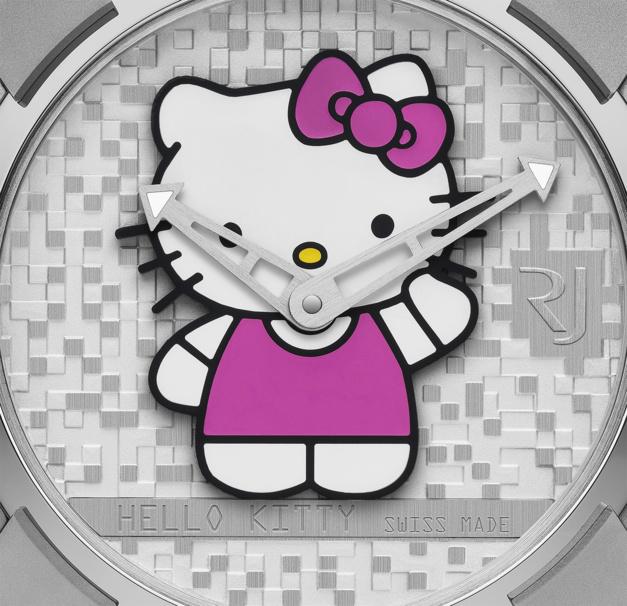 RJ Romain Jerome Hello Kitty