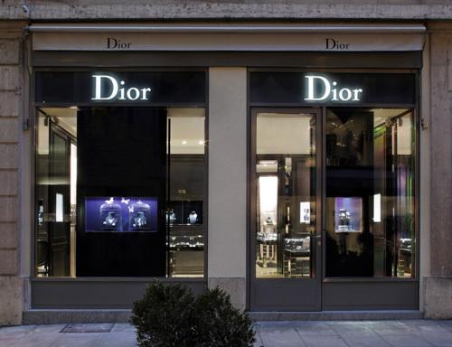 Dior horlogerie à Genève