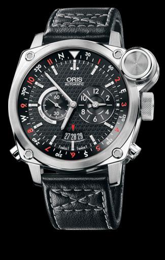 28 janvier 2010 : le Club-Chronos reçoit Oris