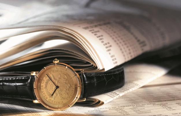 Corum : grand retour de la Coin dans un boitier de 43mm