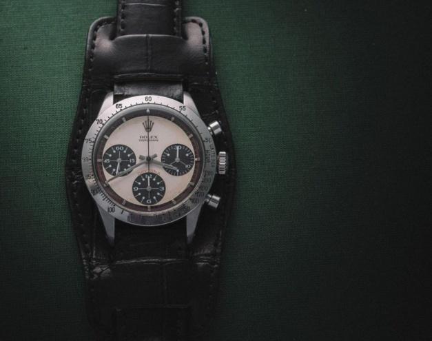 Rolex Daytona de Paul Newman : 17 millions de dollars en 12 minutes