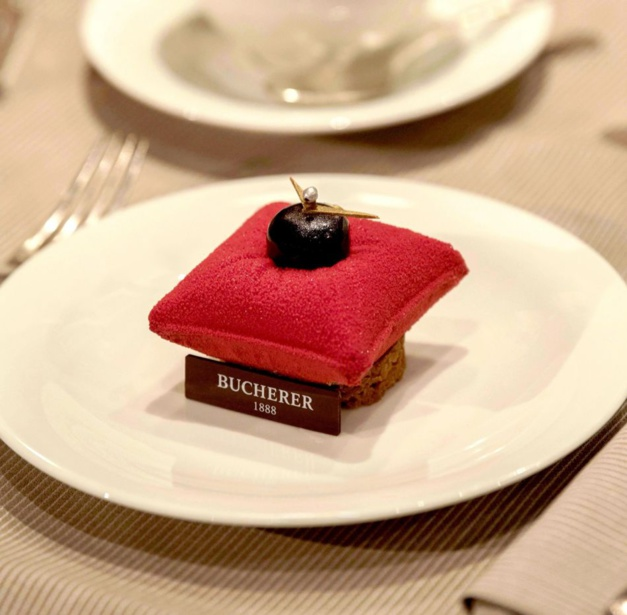 Avec Bucherer, le temps se croque à l'Hôtel Westminster