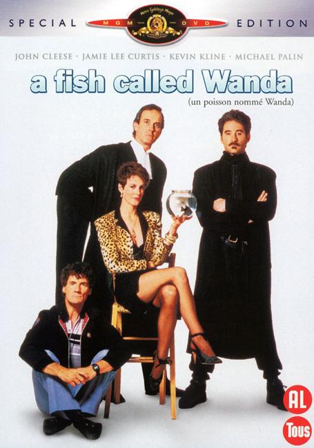 Un poisson nommé Wanda, DR
