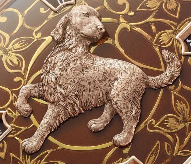 Le chien à l'honneur chez Vacheron Constantin pour le nouvel an chinois