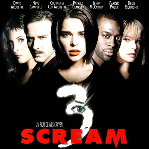 Scream 3, DR