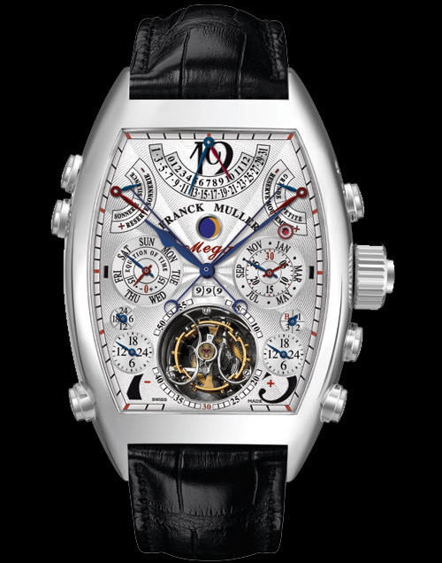 Franck Muller Aeternitas Mega 4 : une montre, 36 complications