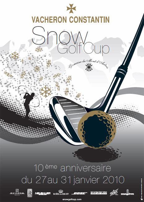 Snow Golf Cup 2010