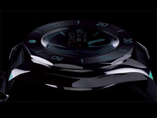 Shark Watcher : la première montre de Tempvs Compvtare