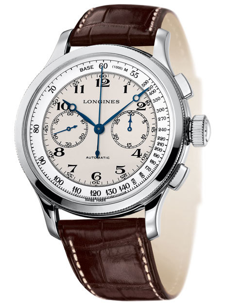 Longines Lindbergh's Atlantic Voyage Watch : en route vers le Grand Nord