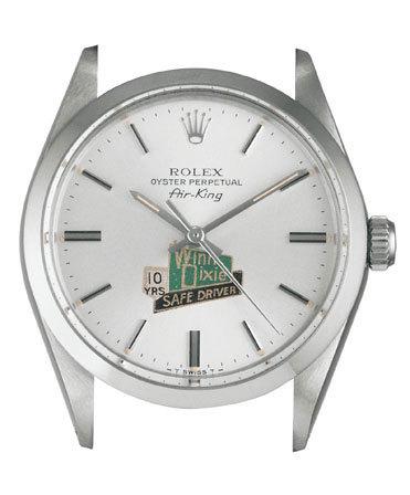 Rolex Air King : une montre élégante et sportive à l'aise dans n'importe quelle occasion