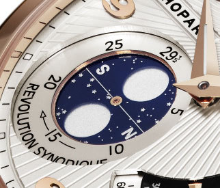 Chopard L.U.C Lunar Big Date : fascination céleste…