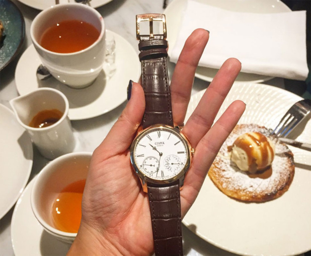 Dubai Watch Club Girl : club horloger féminin, uniquement !