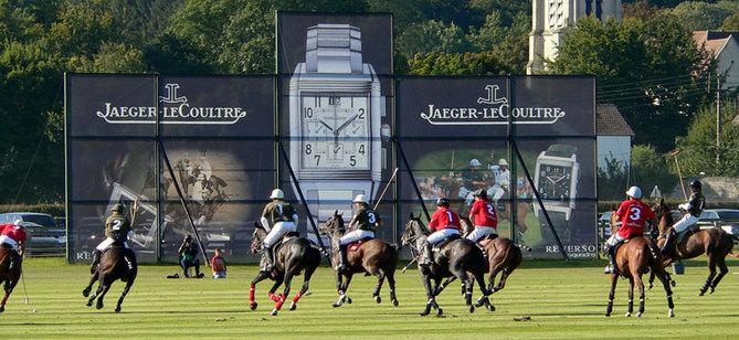 Jaeger-LeCoultre Reverso Squadra Chronograph GMT Palermo Open : chrono et double fuseau horaire