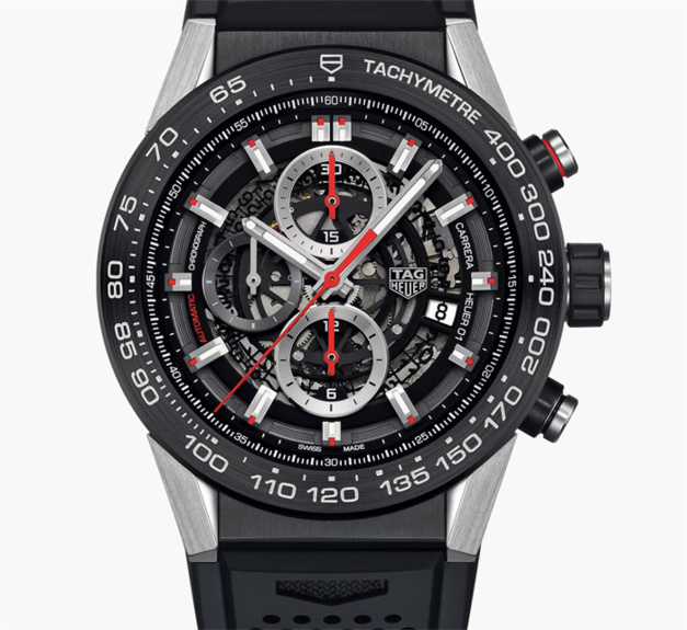 TAG Heuer arrive chez Mr Porter