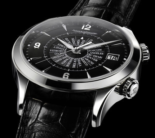 Master Memovox International Jaeger-LeCoultre