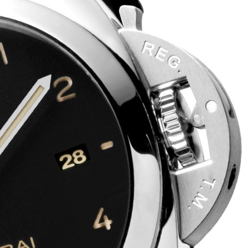 Luminor Marina 1950 3 Days Automatic : mouvement manufacture et nouveau cadran sandwich