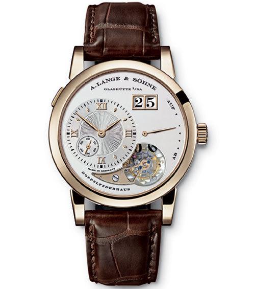 Lange & Söhne : trois montres d'exception témoignent du savoir-faire de Ferdinand Adolph  Lange