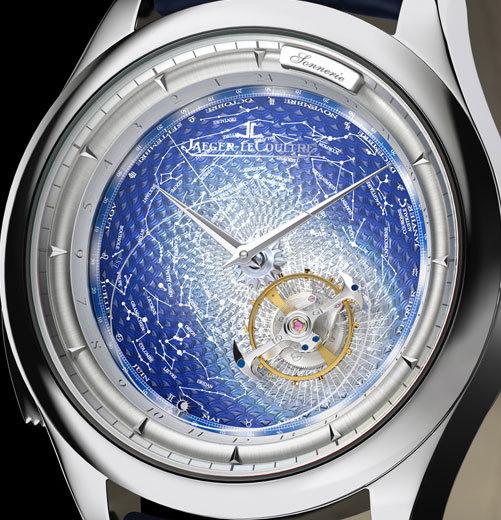 Master Grande Tradition Grande Complication : répétition minutes, tourbillon volant et calendrier zodiacal sidéral !