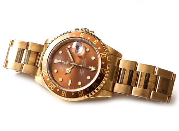 Rolex GMT or jaune 16718 : une rareté neuve de stock chez Old-tilme-heure.com