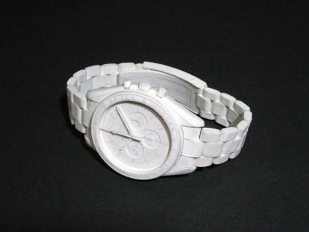 Manabu Kosaka : des montres en papier criantes de vérité !