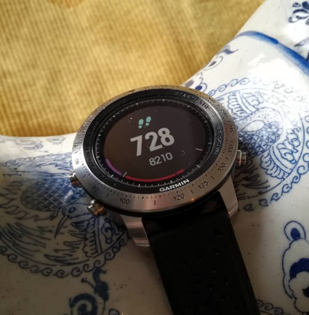 Garmin fēnix Chronos : la montre connectée des aventuriers